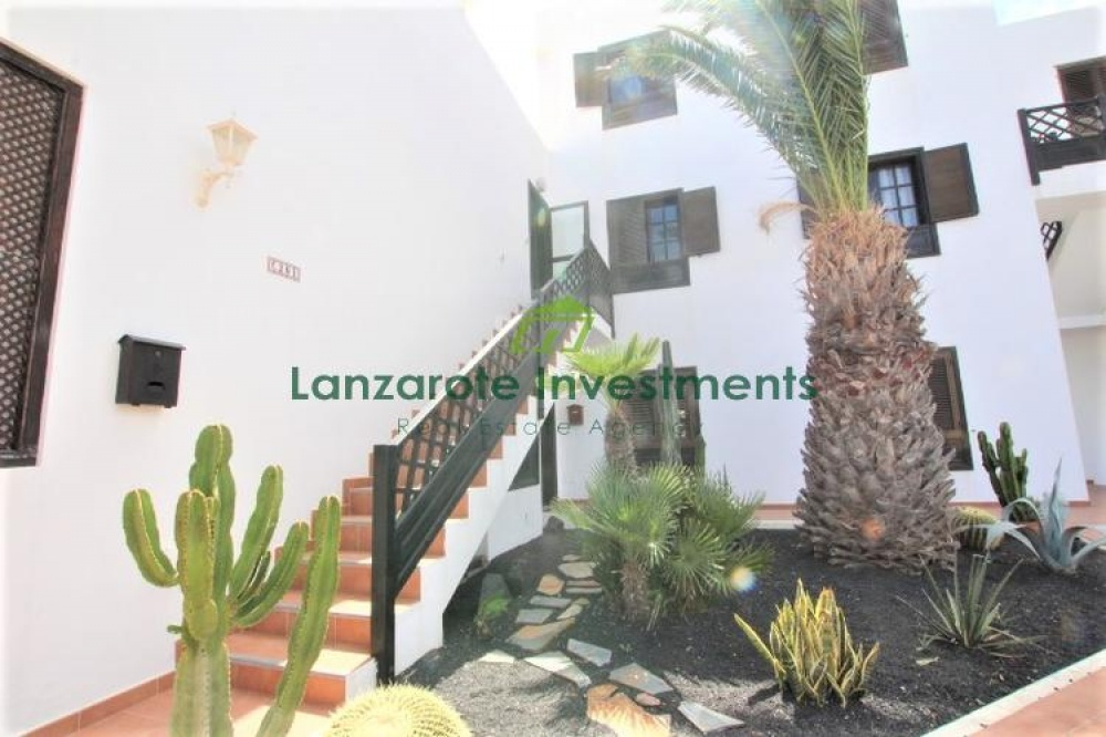 1 Bedroom Ground Floor Apartment in Costa Teguise - Costa Teguise - lanzaroteproperty.com