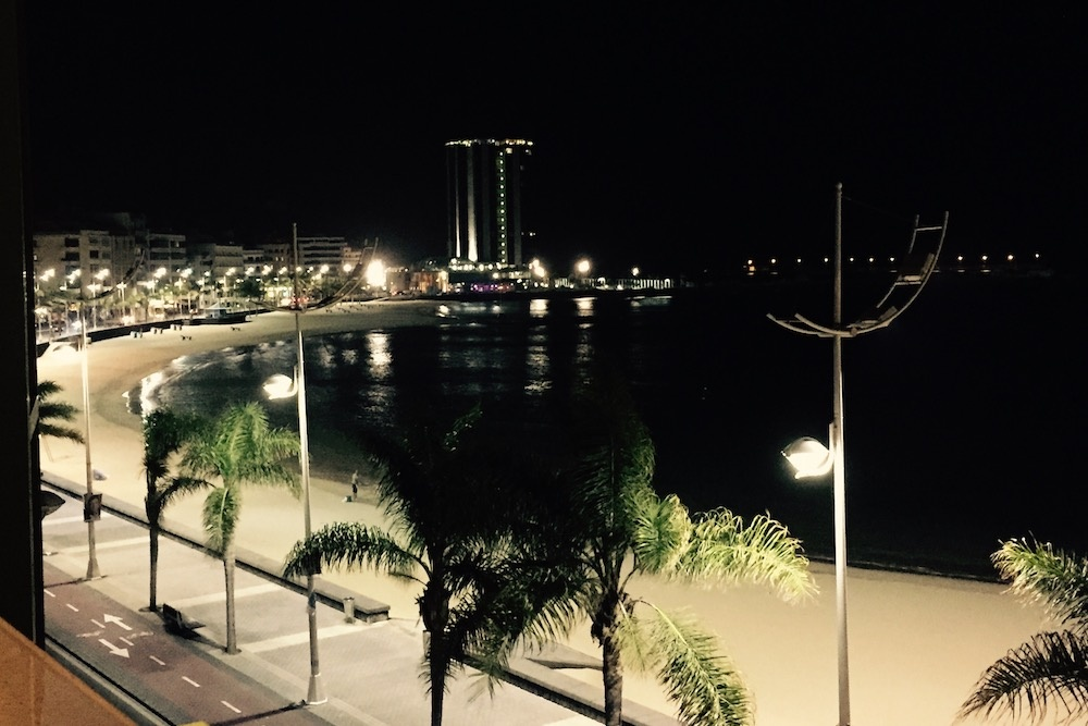 Frontline 3 bedroom luxury apartment for sale in Arrecife - Arrecife - lanzaroteproperty.com