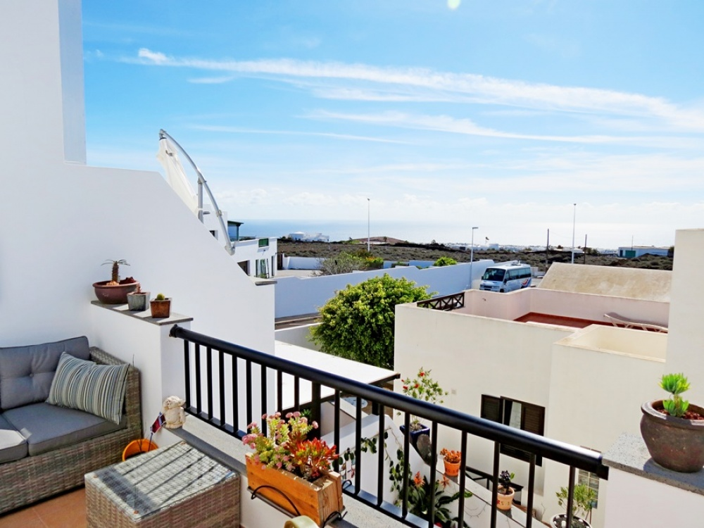 3 Bedroom 3 bathroom house with large terrace located in the tranquil town of Tias - . - lanzaroteproperty.com