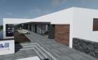 Luxury off plan promotion in Puerto Calero of 16 villas with prices from 750.000€ - Puerto Calero - Property Picture 1