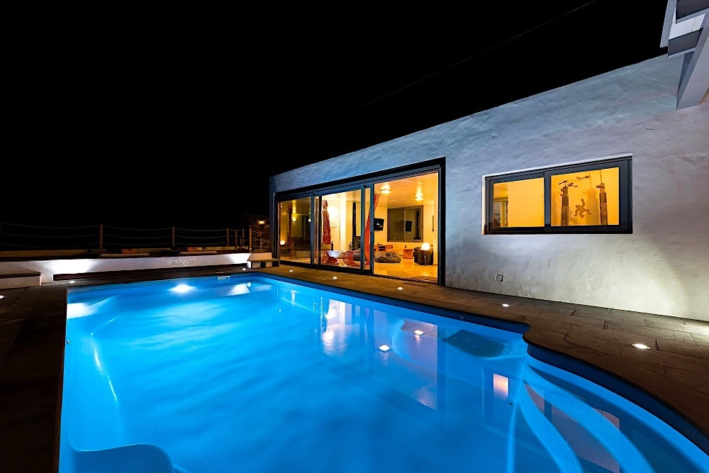 6 bedroom villa in excellent conditions for sale in Tabayesco - Tabayesco - lanzaroteproperty.com