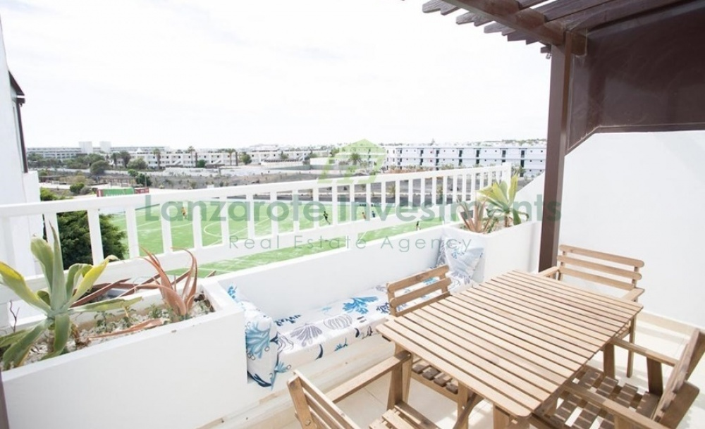 2 Bedroom 2 bathroom duplex for sale in Costa Teguise - Costa Teguise - lanzaroteproperty.com