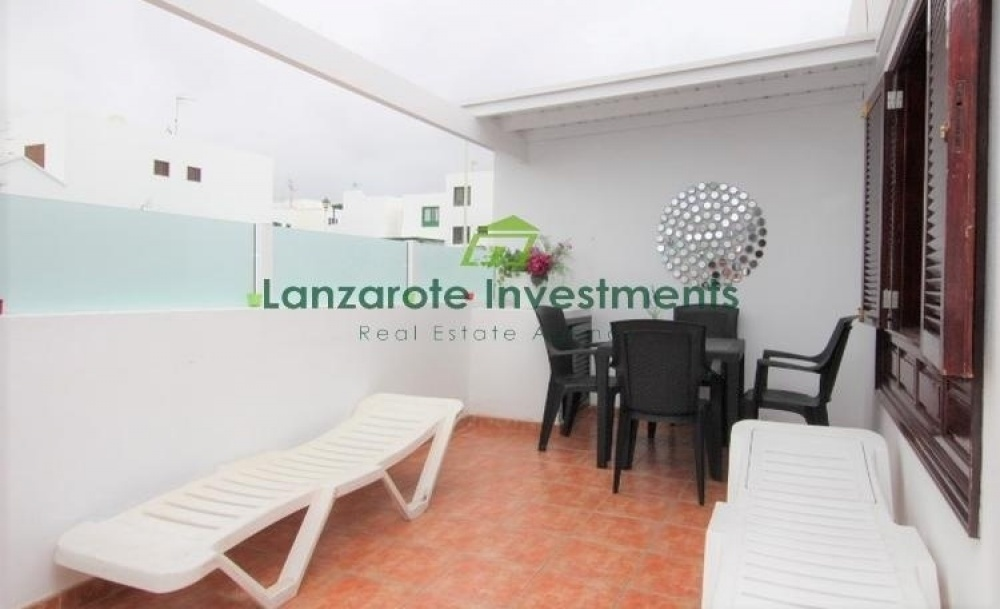 Apartment for sale with jacuzzi in Playa Honda - Playa Honda - lanzaroteproperty.com