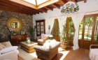 Spectacular 3 bed 3 bath finca set within lush gardens with private pool for sale in Masdache . - Masdache - Property Picture 1