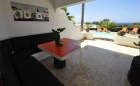 Luxury 3 Bedroom Villa with Private Heated Pool and Sea View - Puerto Calero - Property Picture 1