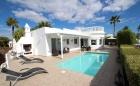 Pristine 3 bedroom independent villa with spectacular views in Puerto del Carmen - Risco Prieto - Property Picture 1