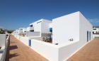 Lovely south faced end terrace with incredible mountain and sea views - Puerto Calero - Property Picture 1