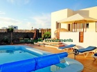 3 Bedroom villa with private swimming pool for sale in Playa Blanca - playa blanca - Property Picture 1