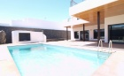 Large and luxurious 4 bedroom villa for sale in Puerto Calero with sea views - Puerto Calero - Property Picture 1