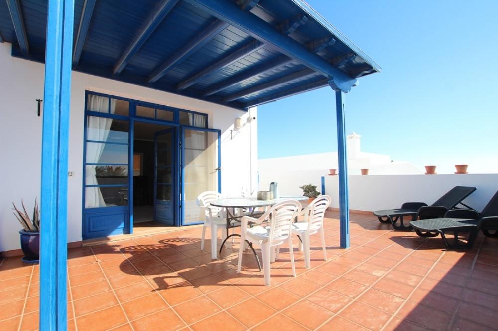 2 Bedroom semi-detached villa for sale in Puerto Calero - Puerto Calero - lanzaroteproperty.com