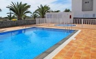Beautiful  3 bed 2 bath family home for sale on a residential complex in Costa Teguise close to local amenities. - Playa Blanca - Property Picture 1