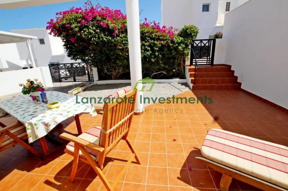 3 Bedroom house with spacious terrace for sale in Tias - Tias - lanzaroteproperty.com